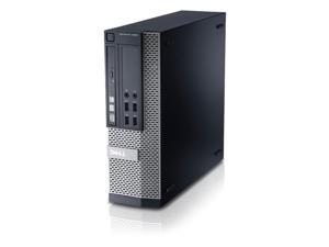 Dell OptiPlex 9010, Small Form Factor, Intel Core i5-3550 up to 3.70 GHz, 12GB DDR3, NEW 1TB SSD, DVD-RW, No Operating System