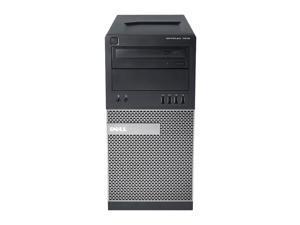 Dell OptiPlex 7010, Minitower, Intel Core i5-3450 up to 3.50 GHz, 8GB DDR3, 1TB HDD, DVD-RW, Microsoft Windows 10 Home 64-bit