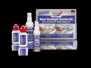 AUTOPROFI Nano Headlight Restore Kit - Made in Germany