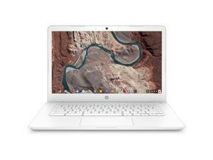 "HP Chromebook 14-ca010nr 14"" Laptop Intel Celeron N3350 4GB 32GB eMMC Chrome OS"