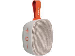 Visiontek Sound Cube Portable Bluetooth Speaker System - Gray
