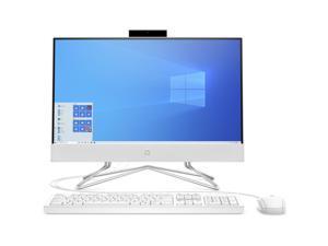 """HP 22-dd0010 22"""" AIO Desktop Computer AMD Athlon 3050U 4GB 256GB W10"""