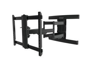 StarTech.com FPWARTS2 TV Wall Mount Supports up to 100 inch VESA Displays - Low Profile Full Motion TV Wall Mount for Large Displays - Heavy Duty Adjustable Tilt/Swivel Articulating Arm Bracket