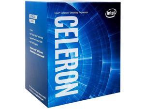 Intel Celeron G5900 Dual-Core 3.4 GHz LGA 1200 58W BX80701G5900 Desktop Processor Intel UHD Graphics 610