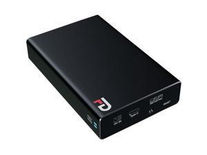 Fantom Drives Silicone Black Bumper Add-On for DUO RAID Enclosure DMR000ERB
