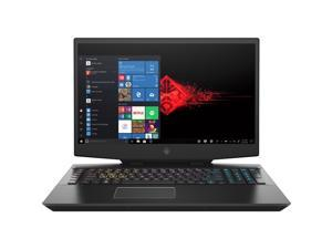 "HP OMEN 17-cb1070nr 17.3"" 144 Hz IPS Intel Core i7 10th Gen 10750H (2.60 GHz) NVIDIA GeForce RTX 2060 16 GB Memory 512 GB SSD Windows 10 Home 64-bit Gaming Laptop"