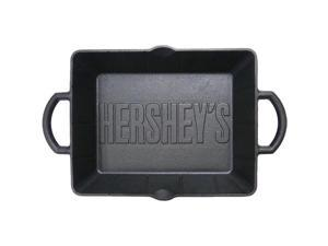 Mr. Bar-B-Q 01213HHSY HERSHEY'S S'mores Cast Iron Dessert Pan