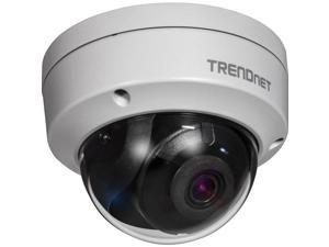 TRENDnert Indoor/Outdoor 4MP H.265 120dB WDR PoE Dome Network Camera,TV-IP1315PI, IP67 Weather Rated Housing, Smart Covert IR Night Vision up to 30m (98 ft.), microSD Card Slot