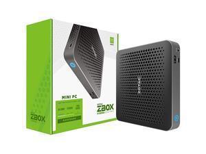 ZOTAC ZBOX Edge MI643 UltraThin Barebones Mini PC i5-10210U No Memory/Storage/OS