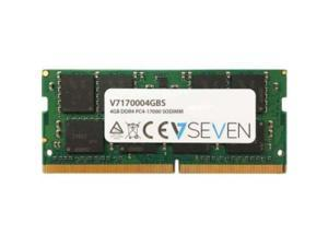 V7 MEMORY V7170004GBS 4GB DDR4 PC4-17000 260PIN CL15