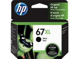 HP 67XL 3YM57AN High Yield Black Original Ink Cartridge 3YM57AN140