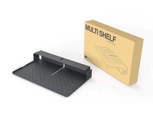 Heckler Design Multi Shelf - Shelf - steel - black gray - cart mountable