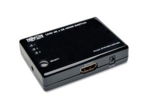 Tripp Lite 3 Port Hdmi Mini Switch For Video And Audio 4K X 2K Uhd 30 Hz