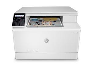 HP M182NW Multifunction 600 DPI 17 ppm Color Laser Printer 7KW55A