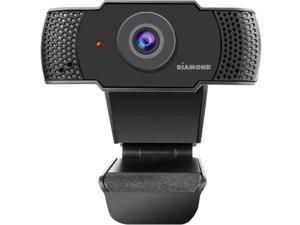 DIAMOND Webcam 2 Megapixel 30 fps USB 2.0 WC1080