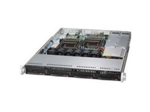 Supermicro SuperChassis 815TQC-R706CB Computer Case CSE815TQCR706CB