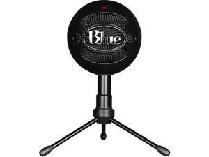 Logitech - 988-000065 - Blue Snowball iCE Microphone - 40 Hz to 18 kHz - Wired - Condenser - Cardioid - Desktop - USB