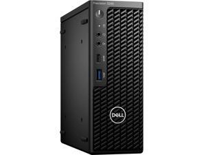 DELL Desktop Computer Precision 3240 Compact 23H83 Intel Core i7 10th Gen 10700 (2.90 GHz) 16 GB DDR4 512 GB PCIe SSD Intel UHD Graphics 630 Windows 10 Pro 64-bit