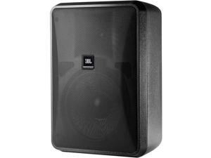JBL Professional Control Contractor 28-1L Indoor/Outdoor Wall Mountable Surface Mount Speaker 240 W RMS Black CONTROL281L