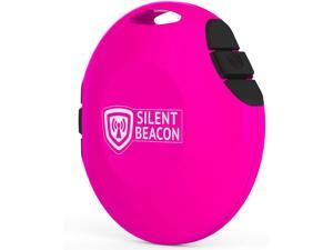 Silent Beacon Personal Emergency Response Communicator SB101CP1, Pink