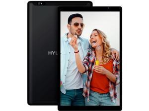 """Hyundai HyTab Plus 10WB1 10.1"""" Wi-Fi Tablet IPS Quad Core Processor 2GB/32GB Android 10 Black"""