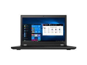 "Lenovo ThinkPad P17 Gen 1 20SN0041US Mobile Workstation Intel Core i7 10th Gen 10750H (2.60 GHz) 16 GB Memory 512 GB PCIe SSD NVIDIA Quadro T2000 17.3"" Windows 10 Pro 64-bit"