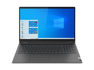 "Lenovo IdeaPad Flex 5 15IIL05 81X30009US Intel Core i5 10th Gen 1035G1 (1.00 GHz) 8 GB Memory 256 GB PCIe SSD Intel UHD Graphics 15.6"" Touchscreen 1920 x 1080 Convertible 2-in-1 Laptop Windows 10 Home"