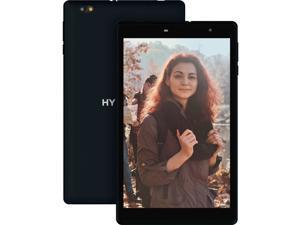 "Hyundai HyTab 8WC1 8"" IPS Wi-Fi Tablet Quad Core Processor 1GB/32GB Android 10 Black"