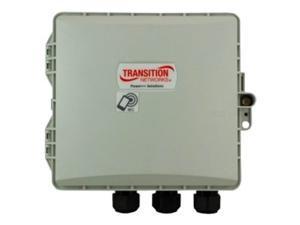 Transition Networks Self-Enclosed Managed Hardened Gigabit Ethernet PoE++ Switch SESPM1040541LTACNA