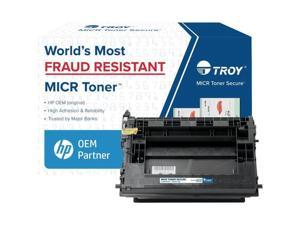 TROY MICR W1470A TONER SECURE CARTRIDGE FOR USE IN M610 M611 M612 ESTIMATED 105