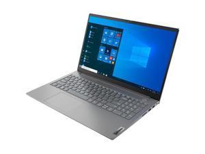 "Lenovo Laptop ThinkBook 15 G2 ARE 20VG0064US AMD Ryzen 7 4000 Series 4700U (2.00 GHz) 16 GB Memory 512 GB PCIe SSD AMD Radeon Graphics 15.6"" Touchscreen Windows 10 Pro 64-bit"