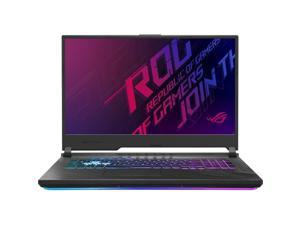 "ASUS ROG Strix G17 G712LU-RS73 17.3"" Intel Core i7 10th Gen 10750H (2.60 GHz) NVIDIA GeForce GTX 1660 Ti 8 GB Memory 512 GB SSD Windows 10 Home Gaming Laptop"