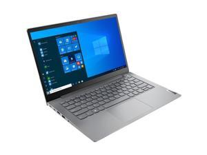 "Lenovo ThinkBook 14 G2 ARE 20VF0032US 14"" Touchscreen Notebook - Full HD - 1920 x 1080 - AMD Ryzen 7 4700U Octa-core (8 Core) 2 GHz - 16 GB RAM - 512 GB SSD - Mineral Gray - Windows 10 Pro - AMD"