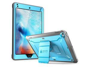 Supcase Rugged Kickstand Hybrid Case for iPad Mini 5 Blue