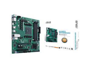 ASUS PRO B550M-C/CSM AM4 AMD B550 SATA 6Gb/s Micro ATX AMD Motherboard