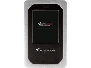DataLocker DL4 FE 1TB USB 3.2 Portable External Solid State Drive DL4SSD1TBFE