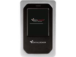 DataLocker DL4 FE 1TB USB 3.2 Portable External Hard Drive DL41TBFE