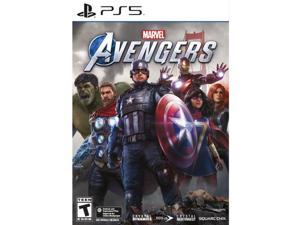 Marvel's Avengers Standard Edition (Next Gen) - PS5 Video Games