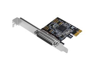SIIG Single Parallel Port PCIe Card LBP00014S1