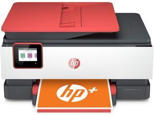 HP Office Jet Pro 8035e All In One Printer Coral 1L0H8A