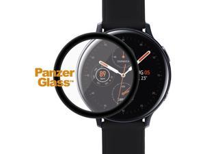 PanzerGlass Screen Protector for Samsung Watch Active 2 40mm, Black/Crystal Clear 7206