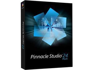 Pinnacle Studio v.24.0 Plus Box Pack 1 User PNST24PLEFAM