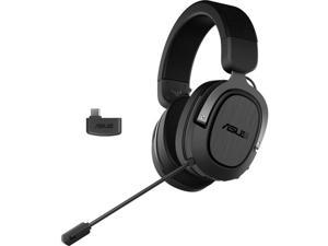 ASUS TUF Gaming H3 Wireless ( 2.4 GHz Wireless, Virtual 7.1 Surround Sound, Lightweight, Discord Certified Microphone, USB-C, Compatible with Laptop, Smartphones, Nintendo Switch and Playstation 5)