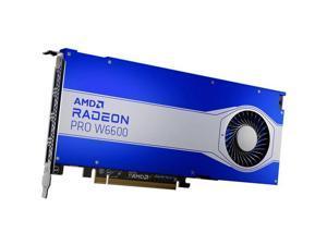 AMD Radeon Pro W6600 8GB GDDR6 PCIe Graphic Card 100506208
