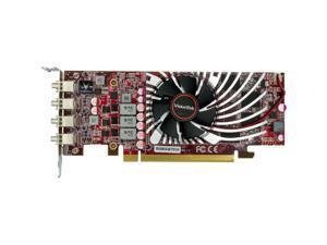 VisionTek Radeon RX560 SFF 4M 2GB GDDR5 (4X Mini DP) - 901443