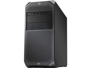HP Z4 G4 Workstation - 1 x Intel Xeon Quad-core (4 Core) W-2223 3.60 GHz - 16 GB DDR4 SDRAM RAM - 512 GB SSD - Mini-tower - Black - Intel C422 Chip - Windows 10 Pro 64-bit - NVIDIA Quadro T1000 4 GB G