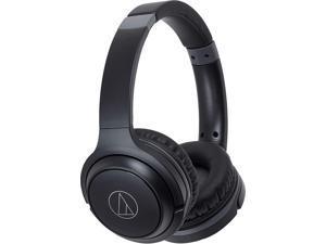 Audio-Technica ATH-S220BTBK Wireless Over-Ear Headphones Black