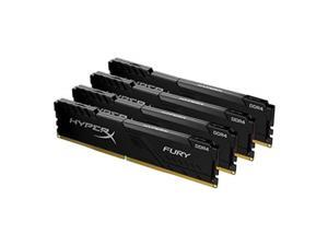 HyperX Fury 128GB (4x32GB) DDR4 3466MHz 288pin DIMM Memory Kit HX434C17FB3K4/128