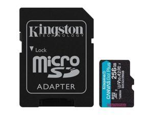 256GB MICROSDXC CANVAS GO PLUS 170R A2