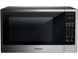 Panasonic NN-SU676S 1.3 Cubit Ft 1100W Microwave Inverter Stainless Steel